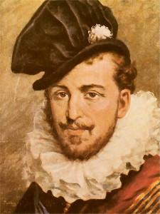 Henryk Walezy - król Polski, a póżniej Francji. Jak wielu władców zginął... na toalecie.